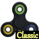 Fidget Spinner classic by Really Black Rabbit