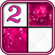 Pink Piano Tiles 2 by SAYTAKING
