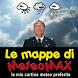 Le Mappe di MeteoMAX by Massimo Galletti