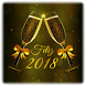 Frases de Feliz Año Nuevo 2018 by corazonapps
