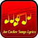 Joe Cocker Songs Lyrics by Narfiyan Studio