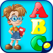 Kids games: Learning letters by GoKids!