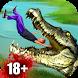 Crocodile 3D Simulator (18+) Games 2017