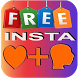 FREE followers for insta prank by Marionetta