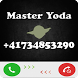 Fake Call From Yoda by Fake call Apps