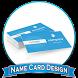 Name Card Design by dezapps