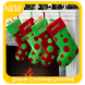 Simple Christmas Stocking Crafts by Amazing Ideas