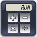 Running Calculator by Solid Concept Studios