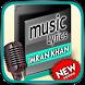 music lyric Imran Khan by letras for u