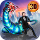 Giant Killer Worm City Destruction Simulator by WonderAnimals