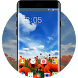 Theme for iBall Trio 01 Landscape Wallpaper by DIY Theme Store