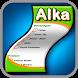 Alkaline & Acidic Grocery List by LISIERE MEDIA LLC