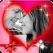 romantic true love photo frame by Xocrais