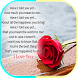 Love poems with pictures