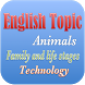 English Vocabulary With Topics by Hoang Minh Thang