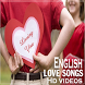 ENGLISH LOVE SONGS by Poojatechapps