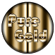 Pure Gold Icon Pack by LucasDev