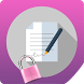 Secure Notepad – Theme & Calendar Schedule