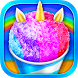 Unicorn Rainbow Snow Cone Desserts Maker by Kids Crazy Games Media