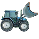 Traktor Digger by Kurius Games