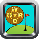 Fun Golf Quiz by Word Search Puzzle Cookies