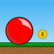 Red Bouncing Ball Rollout by Ogtus Media LLC