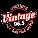 Vintage 96.5 by AirKast, Inc.