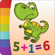 Dinosaurs Coloring Book by Kedronic UAB