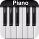 Piano Keyboard 2017 by Trovaz