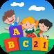 English Kids Nursery Junior Kg by Tiger Queen Apps