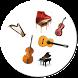 Instrumentos de cuerda by Noé Blanco