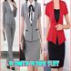 Women Work Suit by gozali