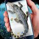 Crocodile in Phone Big Joke by Just4Fun