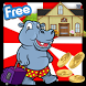 let's go hippo Amazing Run by Fun and addictive Game