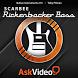 Scarbee Rickenbacker Bass.