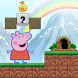 Pepa Adventure Pig World