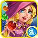 Panda Witch Pop Bubble Shooter by Bubble Shooter Legend