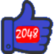 Holiday 2048 - HT'ye Özel 2048