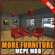 More Furniture Mod Minecraft by Trigen