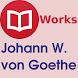 Goethe Works by AVLStuff.com