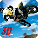 Offroad Bike Racer - 3D Stunt Bike Racing Driver by Megaclips