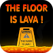 Floor is Lava Challenge don't fall by FrogGame