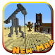 Drought Adventure Map MCPE by Shaini