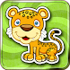 Kids Memory Match Animals Game by Dave Bollinger