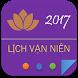 Lich van nien 2017 - lich van su - xem ngay totxau by XUANTHULAB.NET
