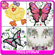 Simple Embroidery Designs by Trulutown