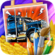 Trucks & Vehicles Coloring by Coloring Books and Games for Kids