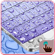 water drops keyboard theme 3 by nexttmax