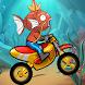 Magi Motorcycle Karp by Super Nova, Inc.