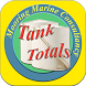 Tank Totals Calculator by MooringMarineConsultancy